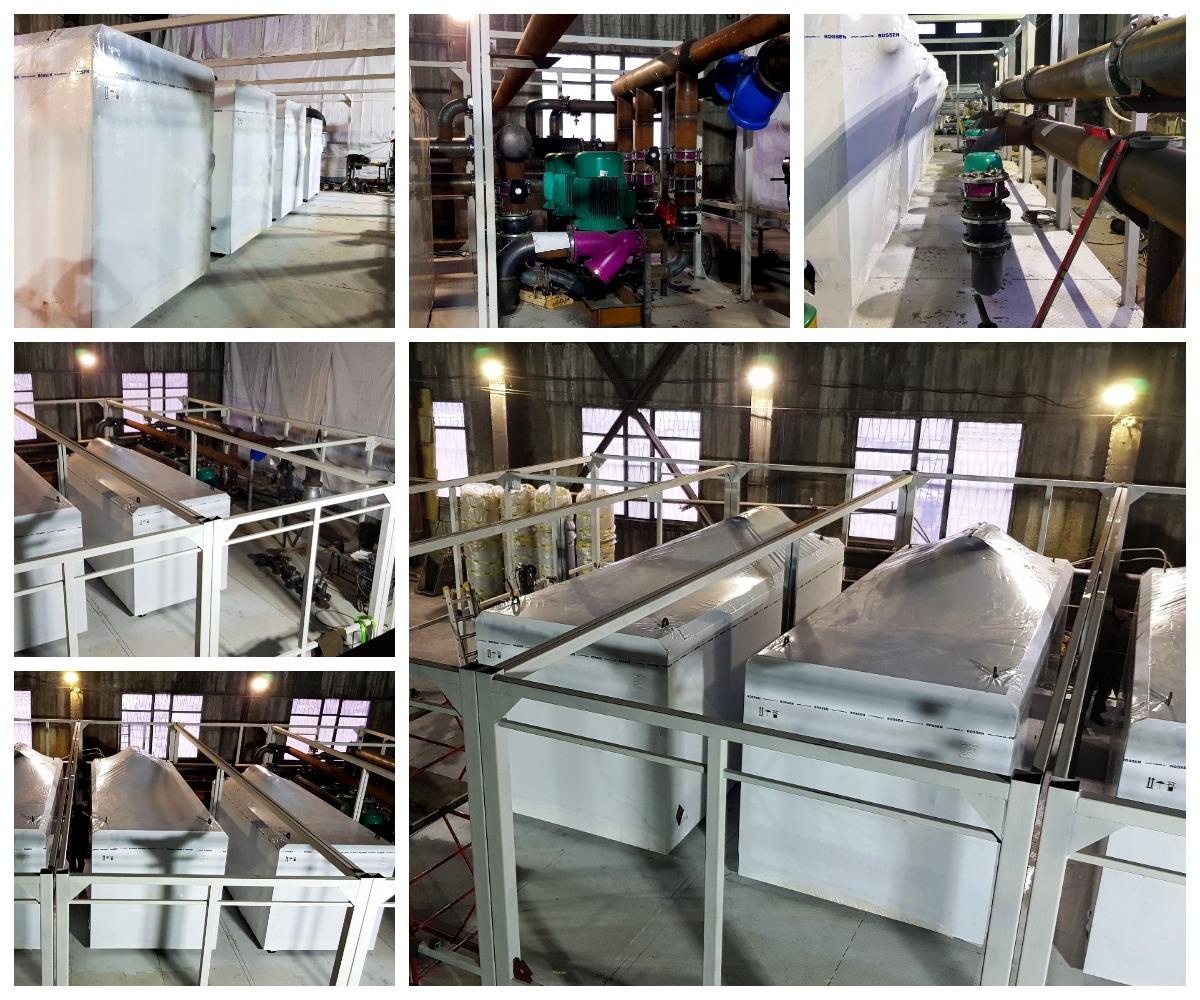 Производство блочно-модульных котельнойых