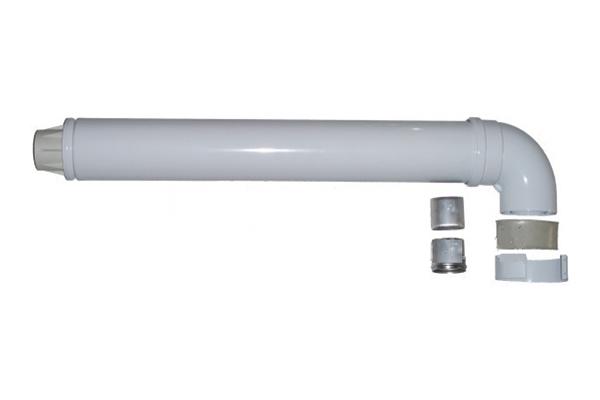 Комплект коаксиальный дымоход для газового котла дымоход для щитка